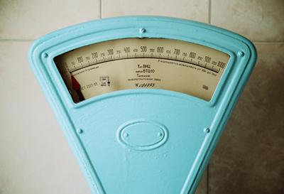 Blog om slankekur og overspisning